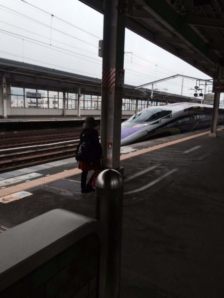 hエヴァ新幹線1